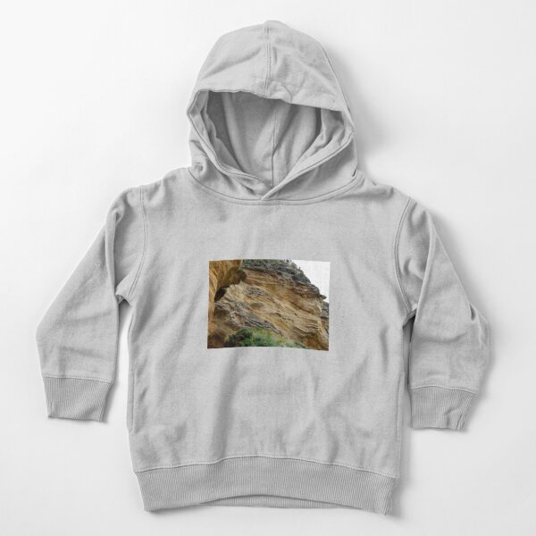 It's Sedimentary! Clashach Cove, Moray  Toddler Pullover Hoodie