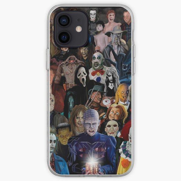 Horror Classics iPhone Soft Case