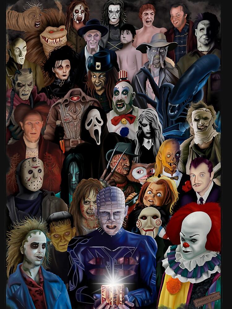 Horror Classics von hvmbertogarza