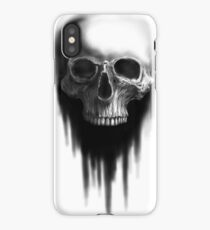 Shadowy Skull iPhone Case/Skin