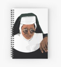 SISTER ACT_ Spiral Notebook