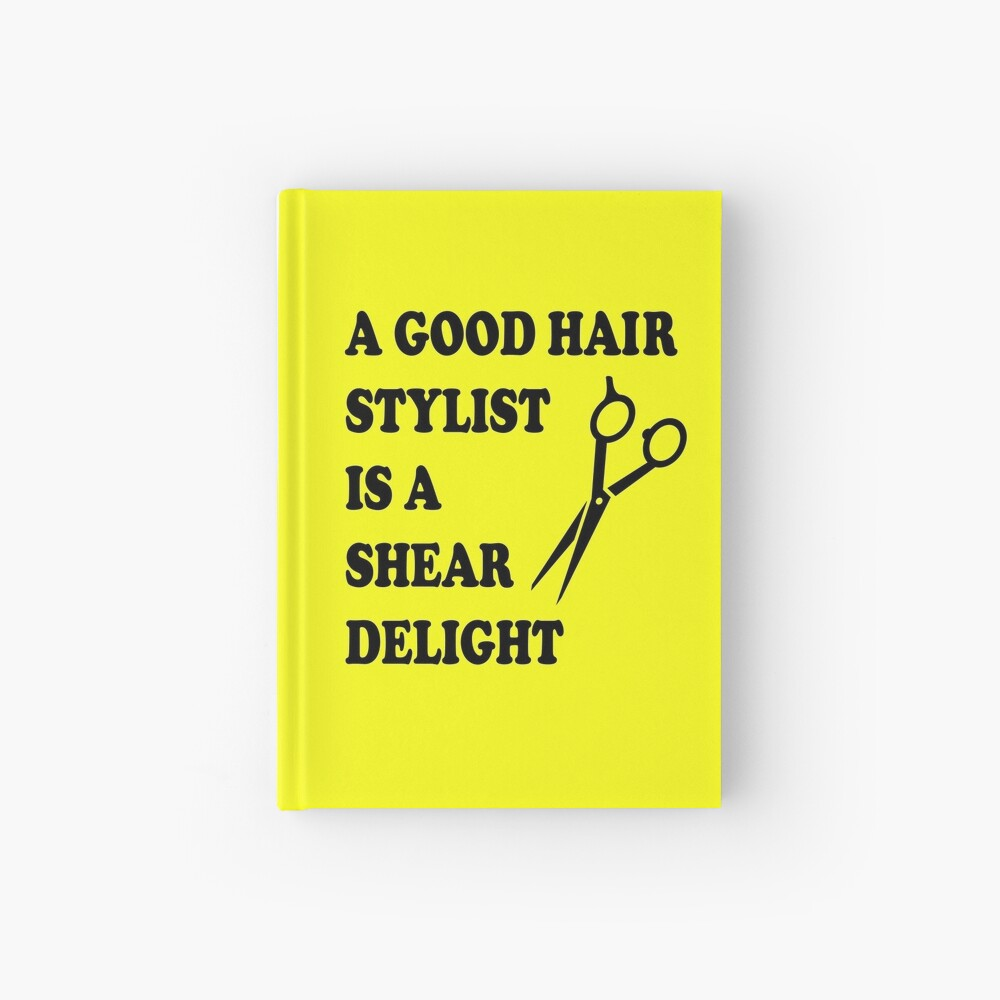 Funny Hairstylist Hairdresser Barber Quote Beauty Hair Salon Sticker By Loveandserenity Redbubble