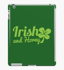 Irish and Horny iPad Case/Skin