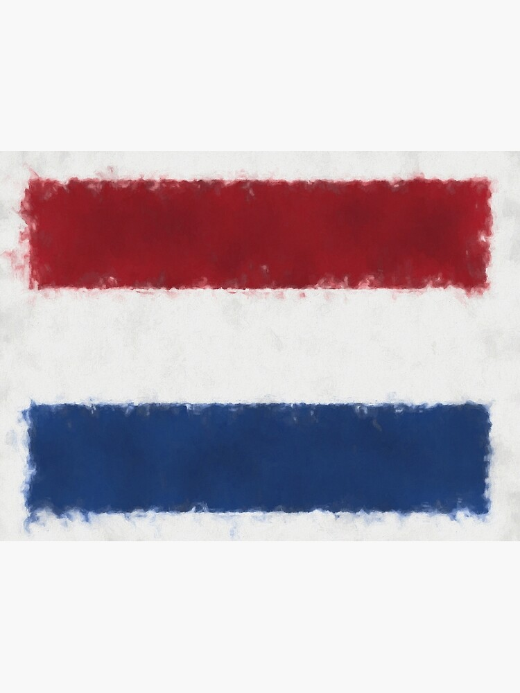 Dutch Flag No. 66, Series 5 by 8th-and-f