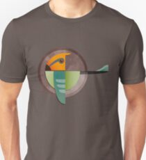 Undiscovered Species - Alpha Green Unisex T-Shirt