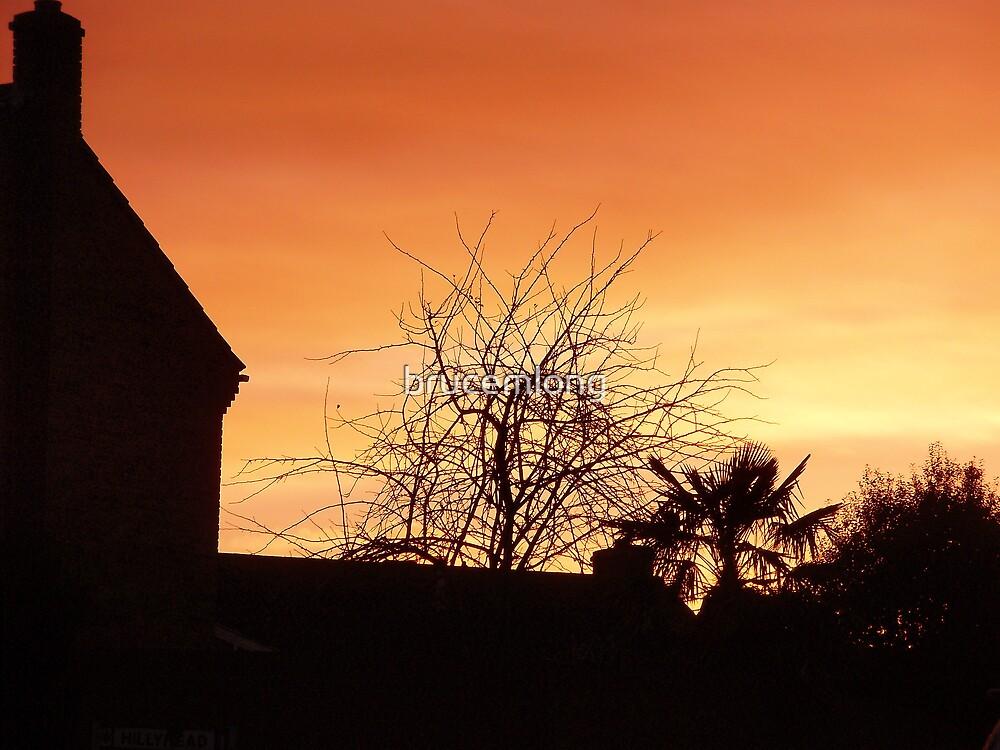 evening light by brucemlong