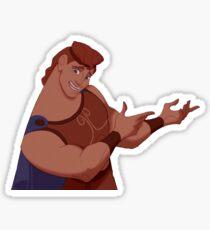Hercules Sticker