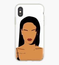 Rihanna. iPhone Case