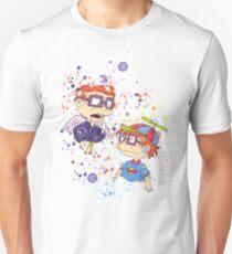 Chuckies Wonderful Life - Rugrats  Unisex T-Shirt