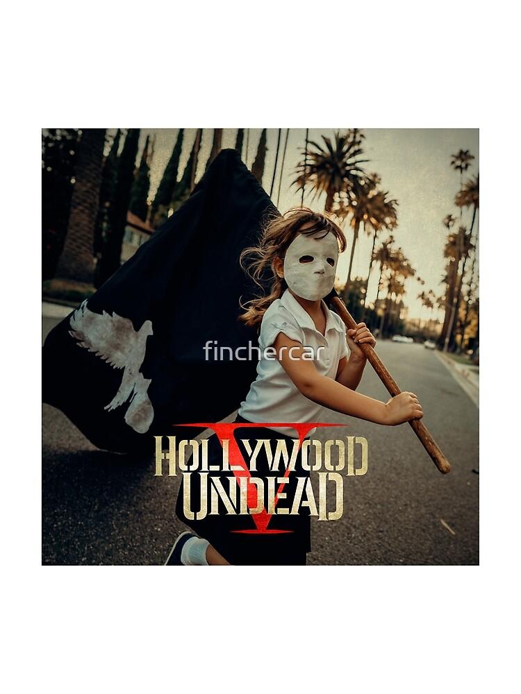 Hollywood Untoten fünf Tour 2018 Pahoman von finchercar