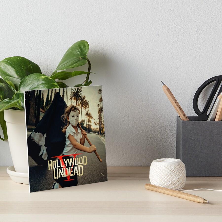 Hollywood Untoten fünf Tour 2018 Pahoman Galeriedruck