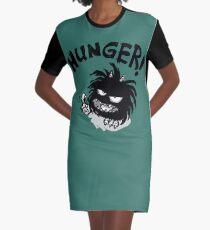CORNIBUS HUNGER! T-Shirt Kleid
