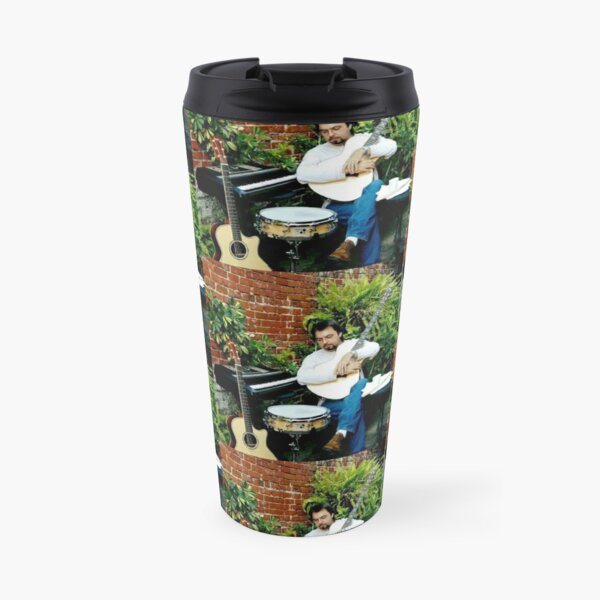 Tony DuPuis Louisiana Promo Patio Scene Travel Mug