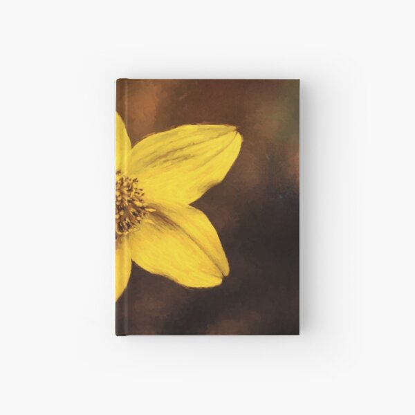 mellow yellow.... by Phil Darby Hardcover Journal