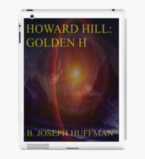 Howard Hill: Golden H e-book cover iPad Case/Skin