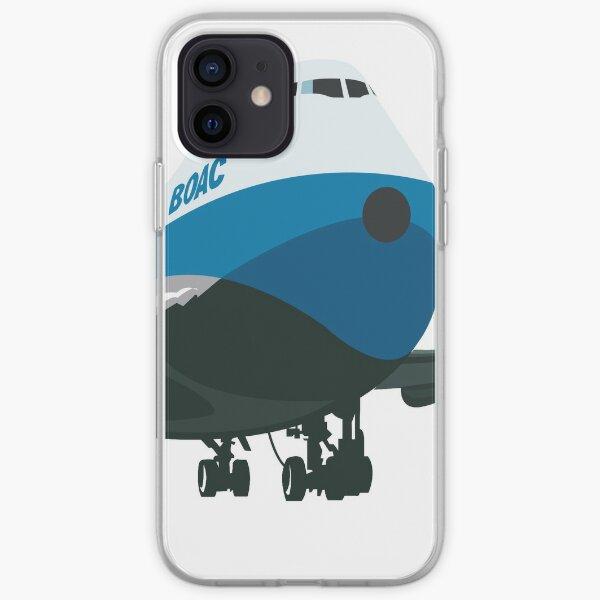 BOAC 747 Heavy iPhone Soft Case
