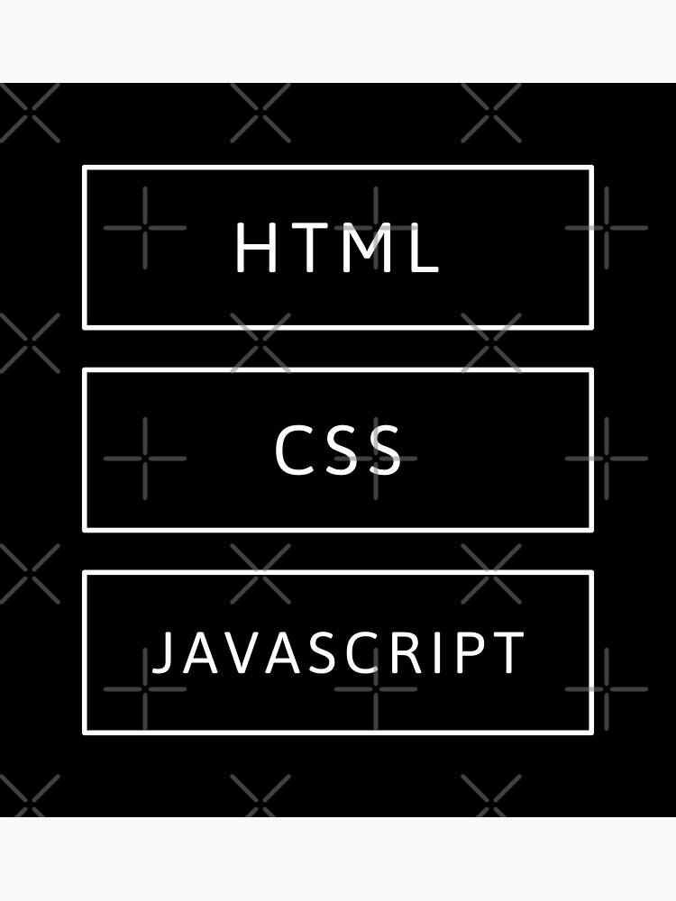 HTML, CSS & JavaScript Developer by developer-gifts