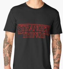 Stranger Things. Men's Premium T-Shirt