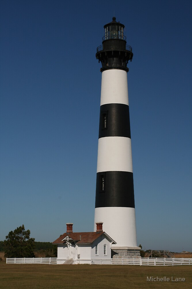 Bodie Island Lighthouse by Michelle Lane