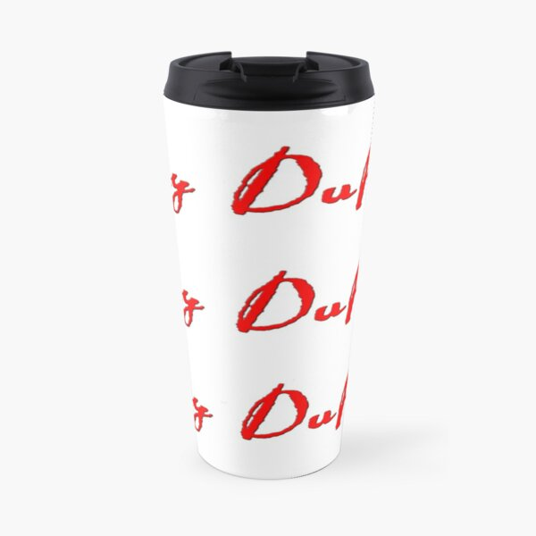 Tony DuPuis Signature WoRx Travel Mug