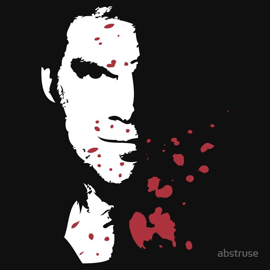 TShirtGifter presents: Dexter Inspired Blood Spatter