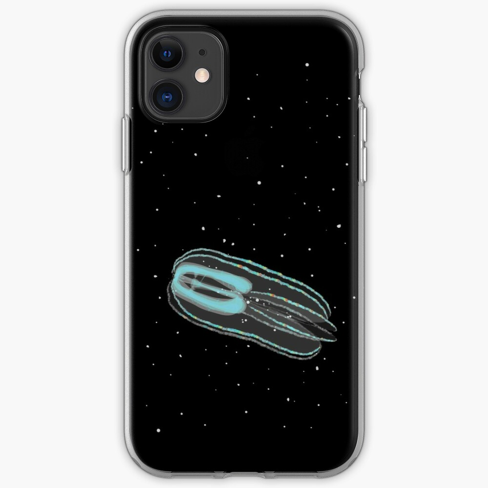 Bolinopsis infundibulum comb jelly iPhone Case & Cover