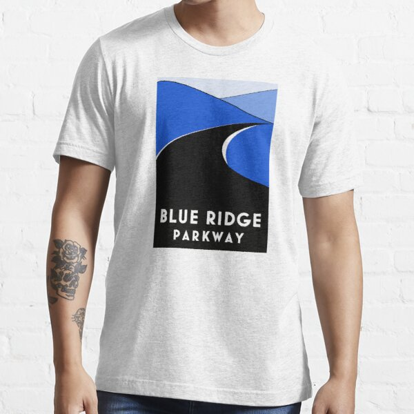 Blue Ridge Parkway Essential T-Shirt