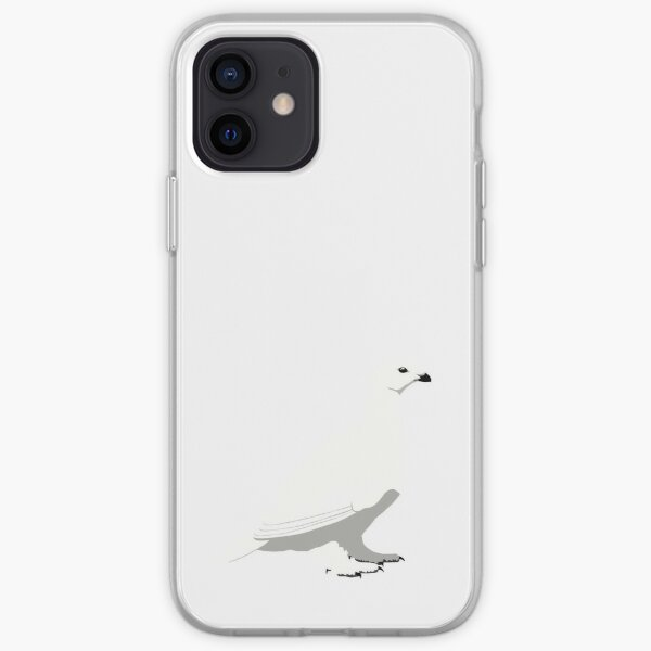 White-tailed Ptarmigan - winter iPhone Soft Case