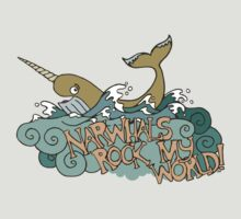 Narwhals Rock My World!