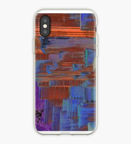 Abstract for Mr. Ellis iPhone Case