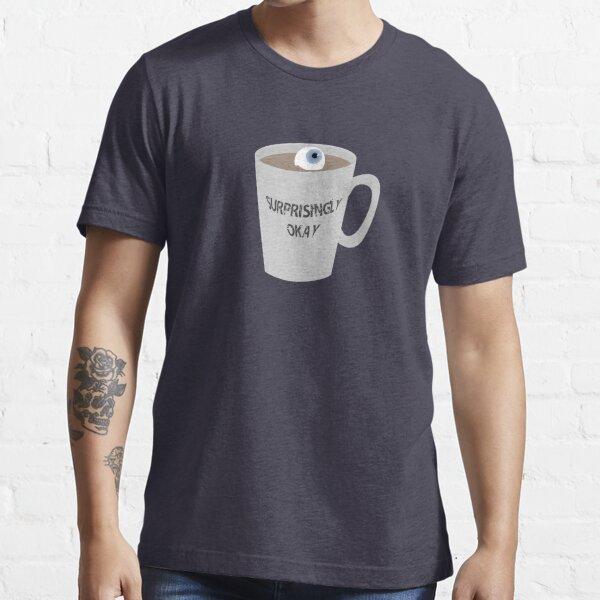 Sherlock - Surprisingly Okay Essential T-Shirt