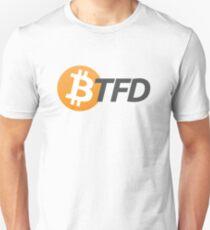 When in doubt... BTFD! (BTC) Unisex T-Shirt