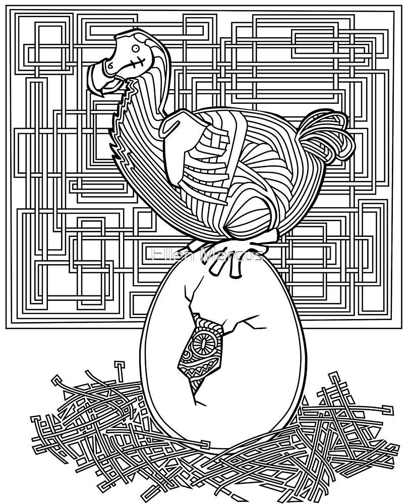 Dodo Bird by Ellen Marcus
