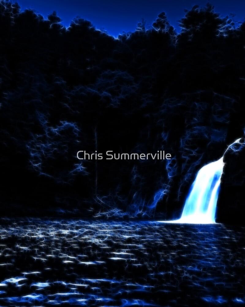Linville Falls by Chris Summerville