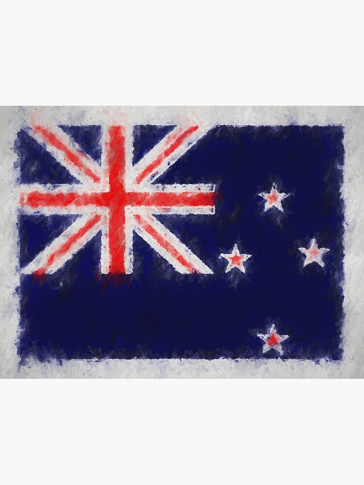 New Zealand Flag No. 66, Series 4 by 8th-and-f