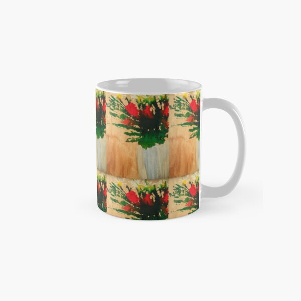 """Flowers in a Vase"" Original by Tony DuPuis Classic Mug"