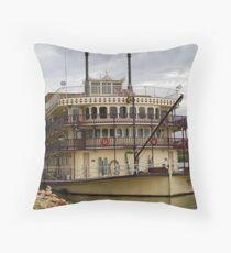 Murray Princess - Mannum - South Australia Throw Pillow