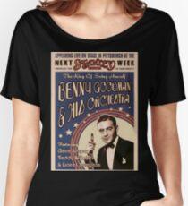 Benny Goodman Women's Relaxed Fit T-Shirt