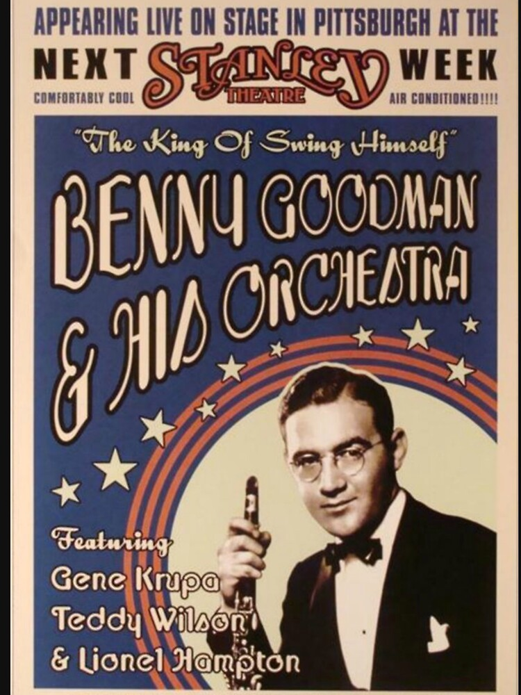 Benny Goodman by Slinky-Reebs