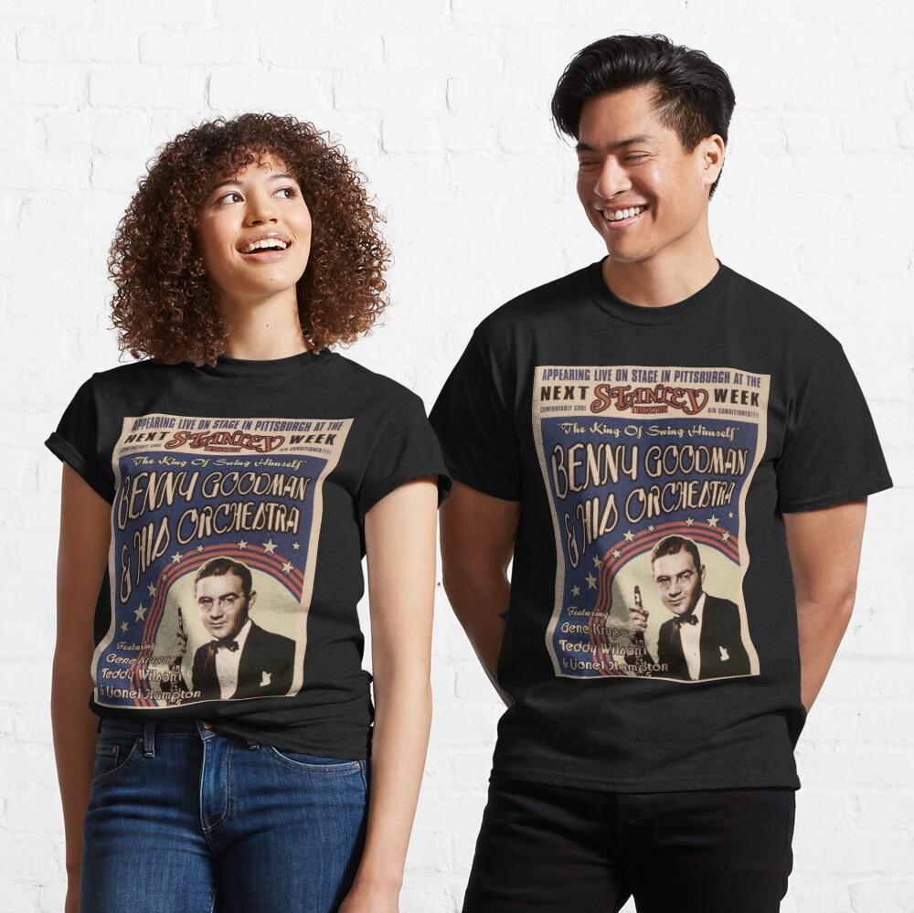 Benny Goodman Classic T-Shirt
