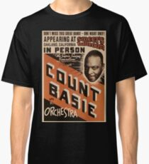 Count Basie Classic T-Shirt