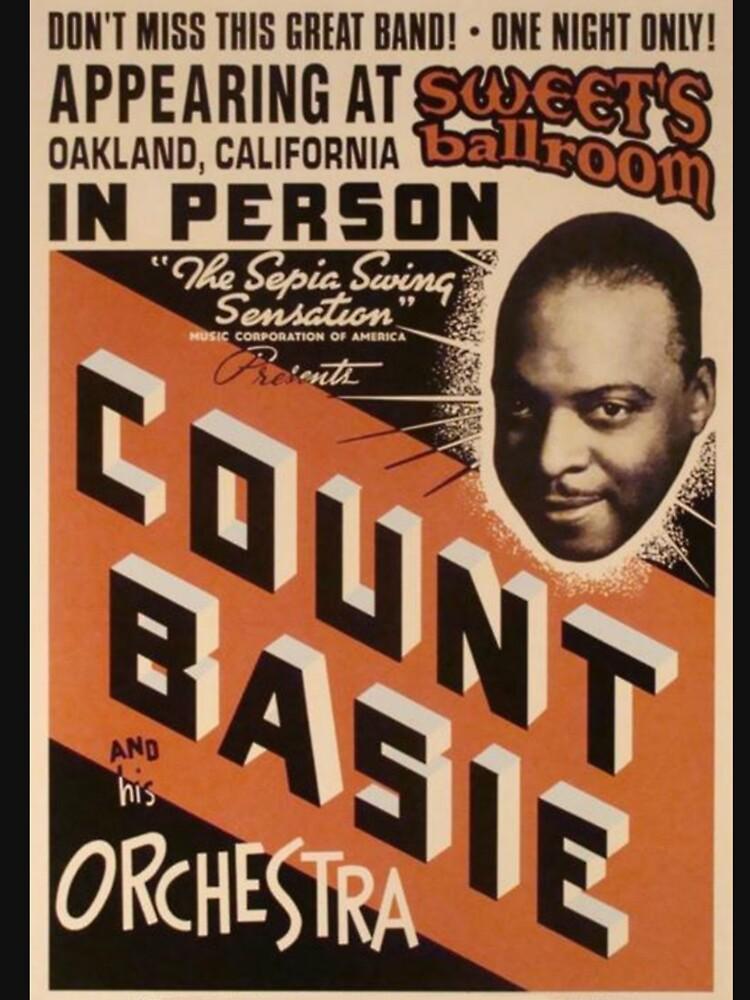 Count Basie by Slinky-Reebs