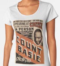 Count Basie Women's Premium T-Shirt