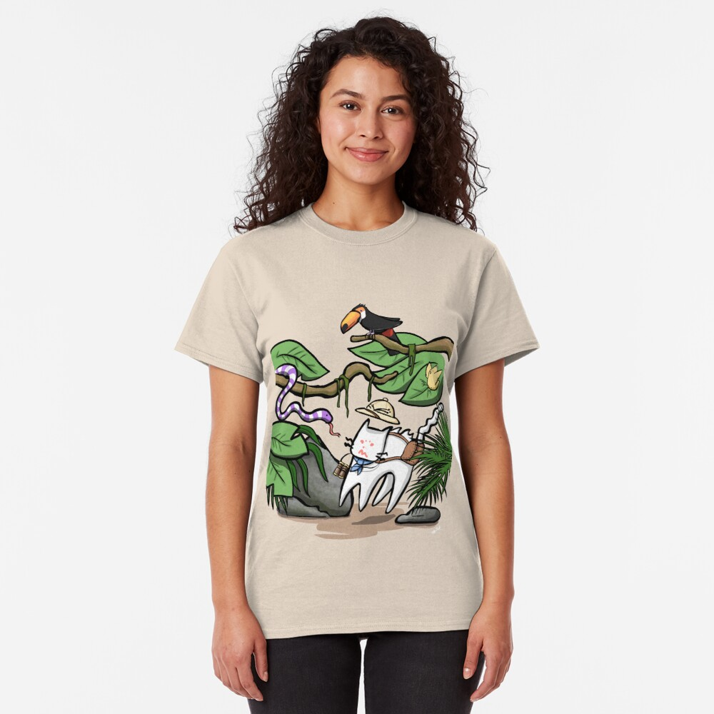 IntoTheWild Classic T-Shirt