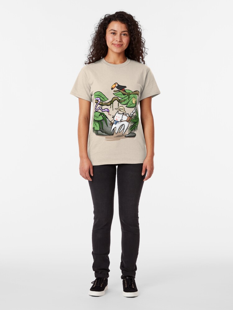 Alternate view of IntoTheWild Classic T-Shirt
