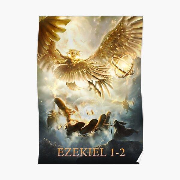 Ezekiel 1-2 Poster