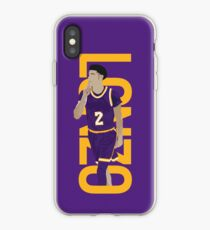 LONZO MANIA PURPLE RUSH iPhone Case
