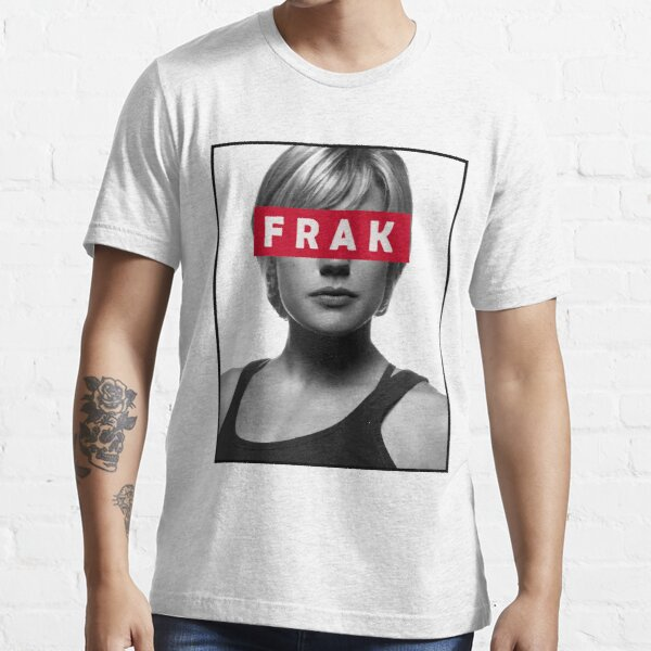 Starbuck - Frak - Battlestar Galactica Essential T-Shirt