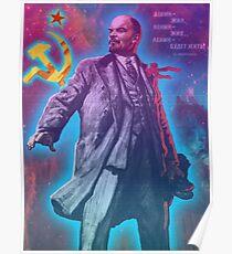 Lenin lebte! Poster
