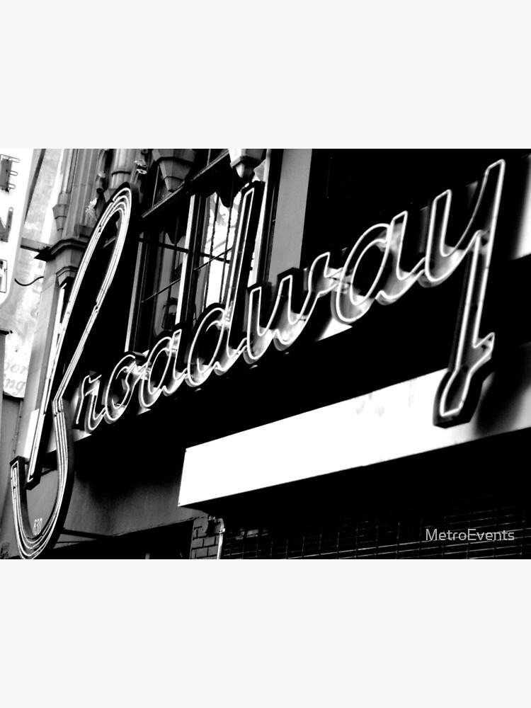 Vintage Broadway by MetroEvents